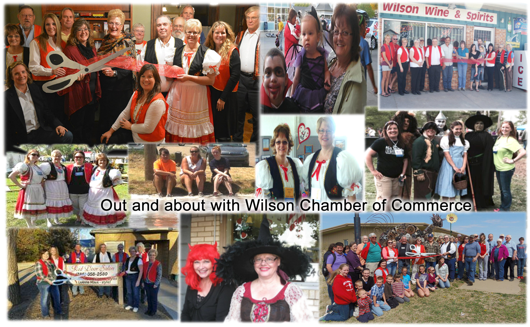 Chamber Collage