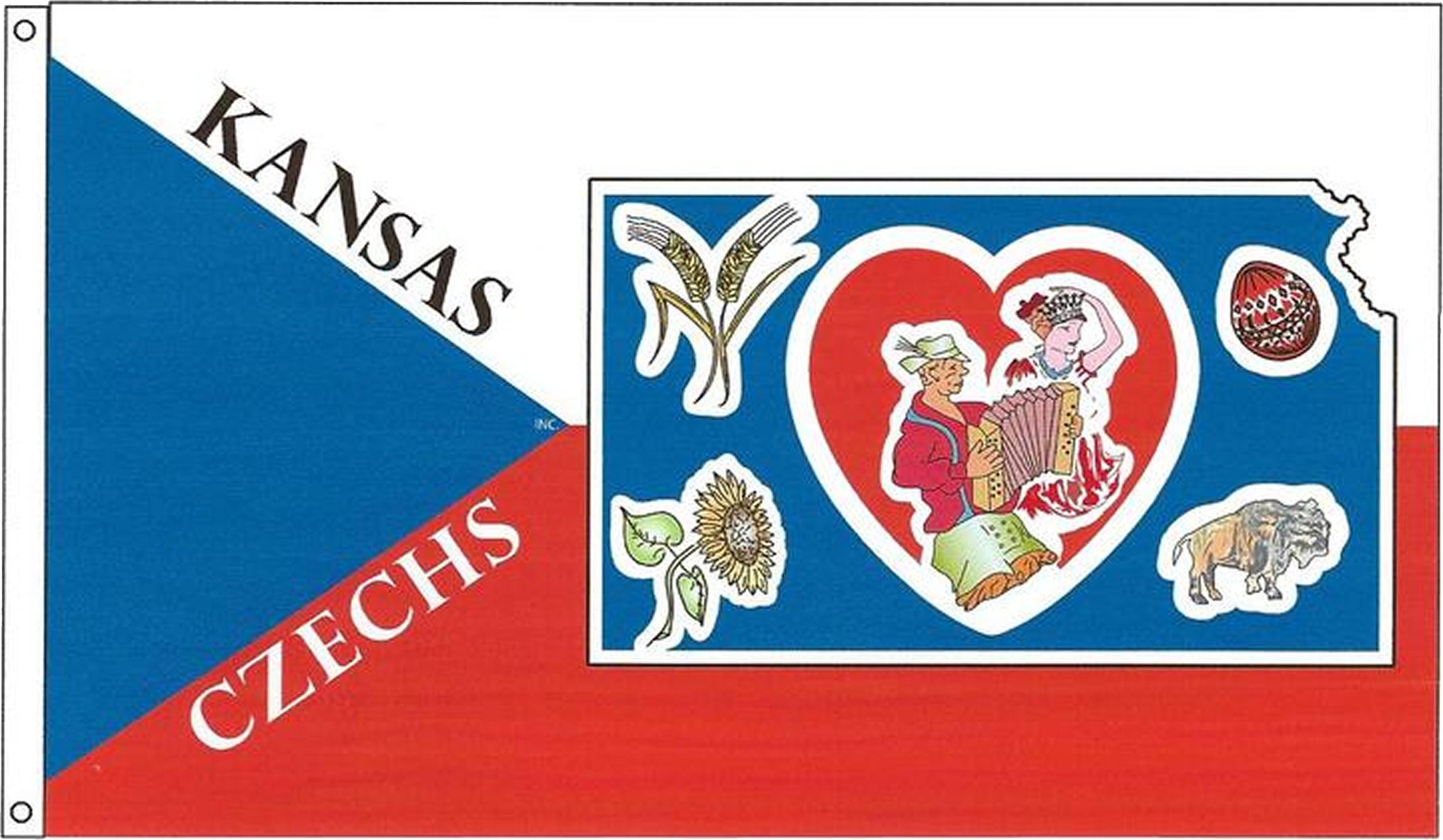 KS Czech Flag