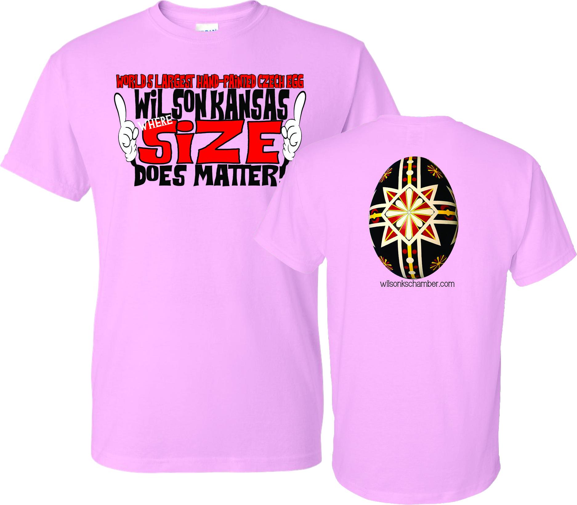 Pink Czech Egg Shirt