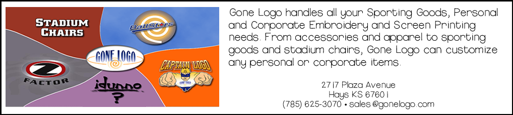 Gone Logo, Hays KS